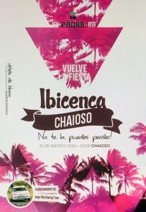II Festa Ibecenca