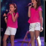 Daniela Rodríguez y Candela Pérez