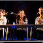 Jimena Caramés, Lara Férnandez y Nicoleta Lacramiara