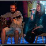 Sara Caride y Santi Costas