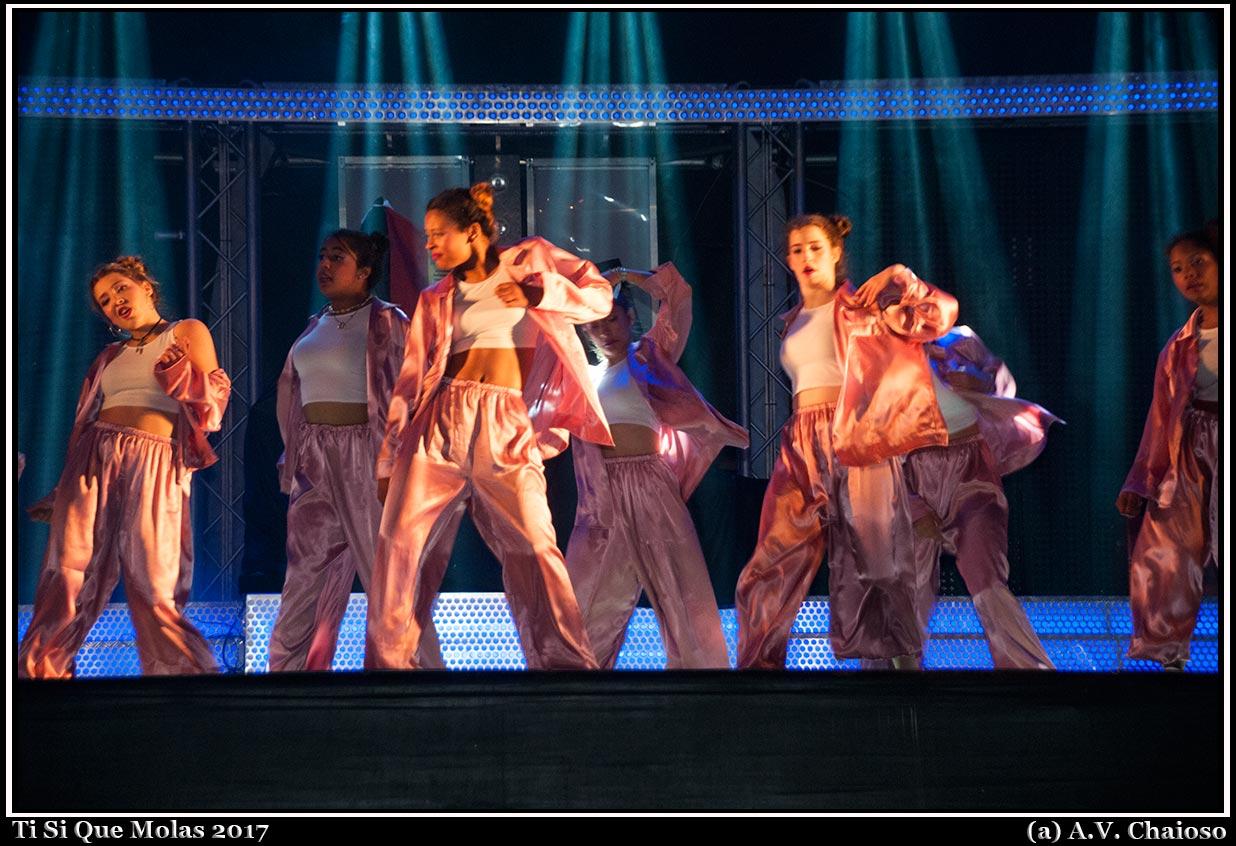 "Grupo de Baile: ""All Eyes On Beat"""