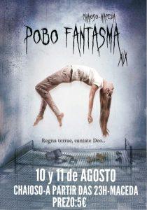 Pobo Fantasma Agosto 2018